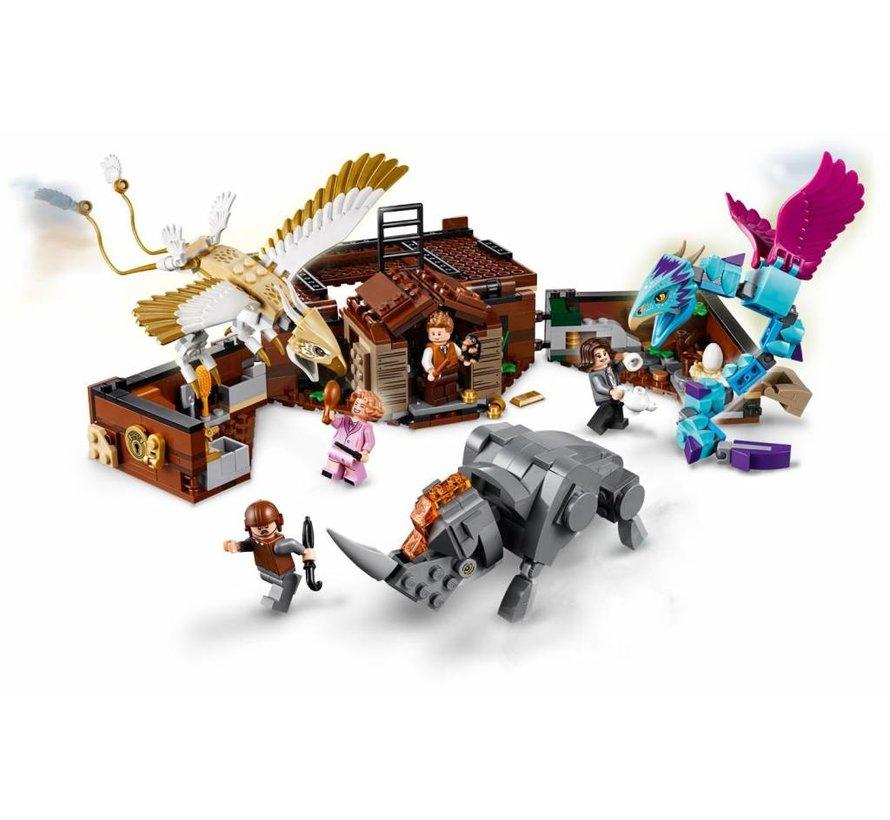 75952  Fantastic Beasts Newt's Koffer met Magische Wezens