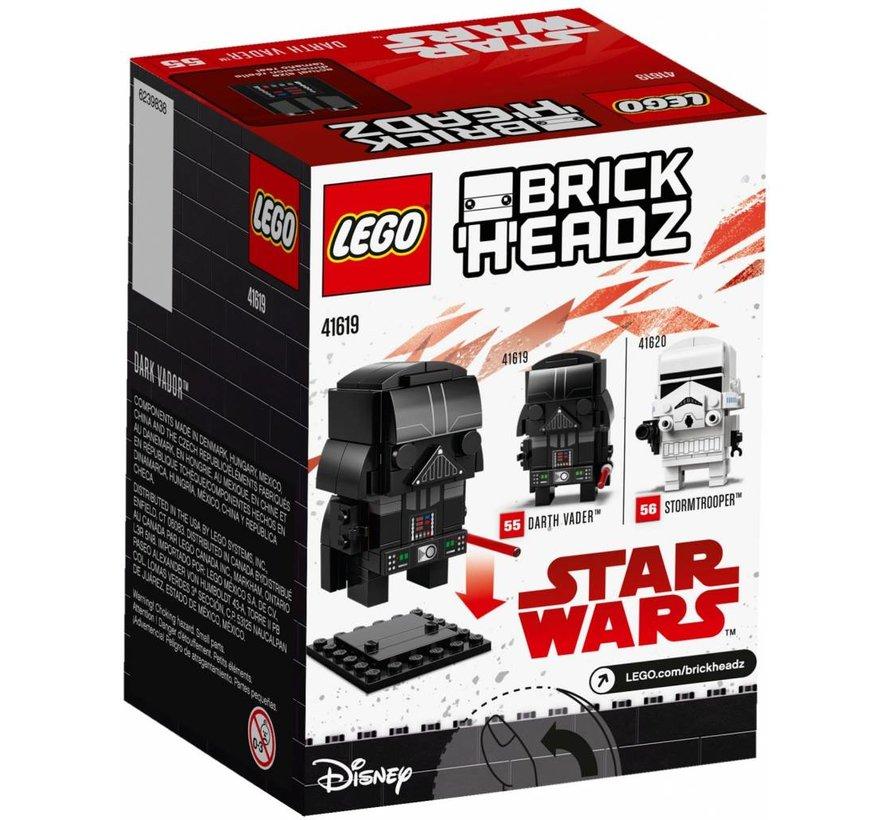 41619 BrickHeadz Darth Vader