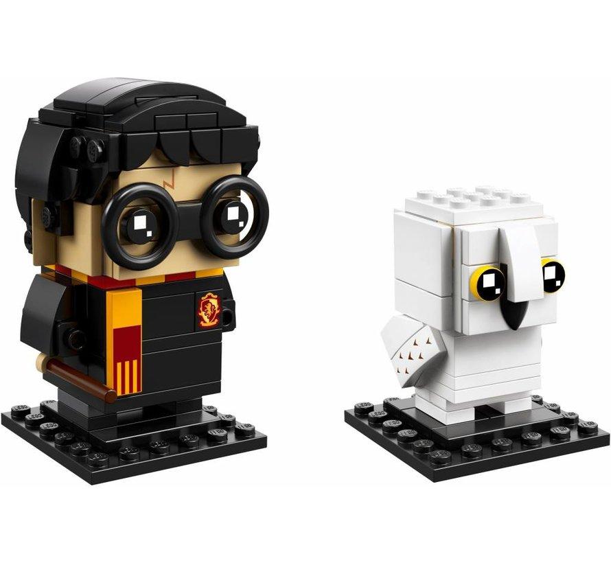 41615  BrickHeadz Harry Potter en Hedwig