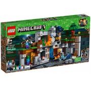 LEGO 21147 Minecraft De Bedrock avonturen