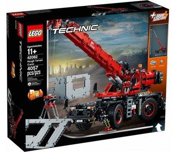 LEGO 42082 Technic Kraan voor alle terreinen