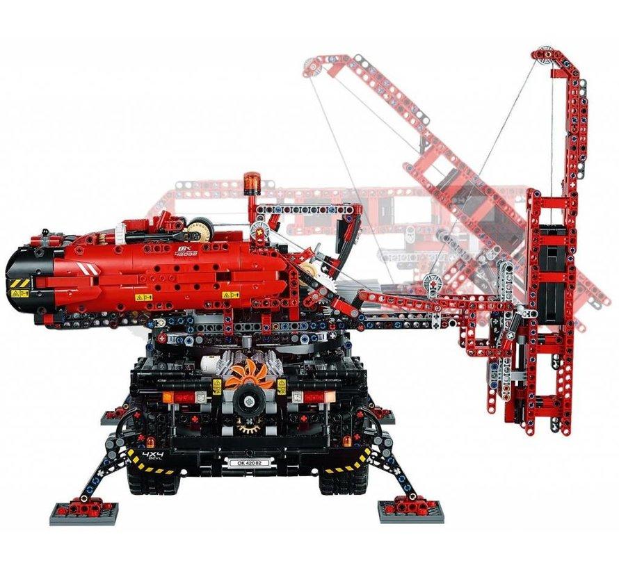 42082 Technic Kraan voor alle terreinen
