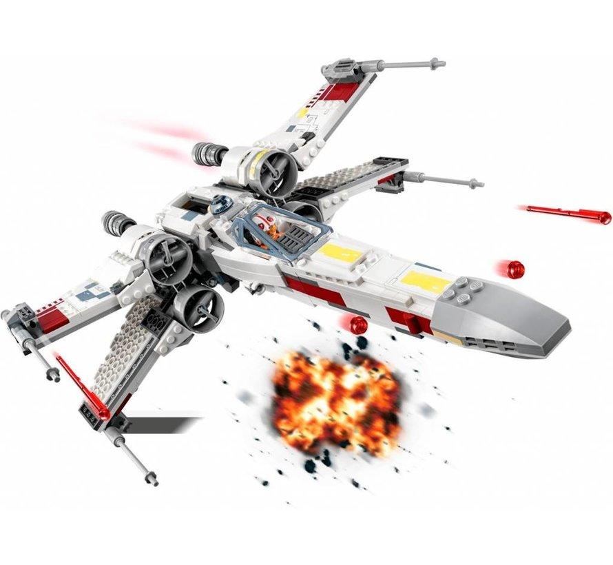 75218  Star Wars  X-wing starfighter