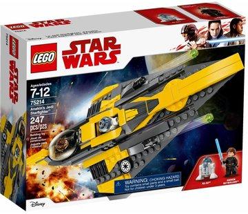 LEGO 75214  Star Wars Anakin's Jedi Starfighter