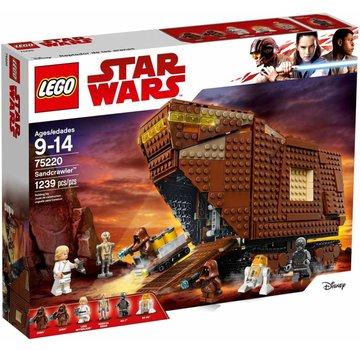 LEGO 75220  Star Wars Sandcrawler