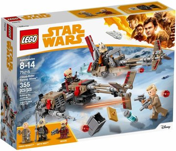 LEGO 75215  Star Wars Cloud-Rider Swoop Bikes