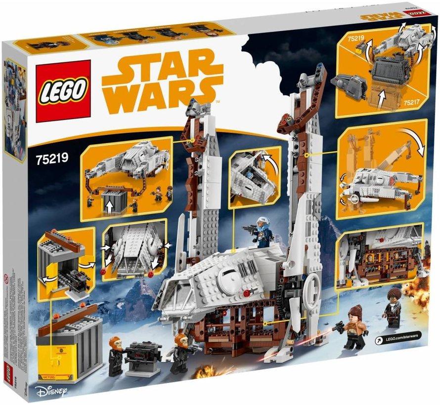 75219  Star Wars Imperial AT-Hauler