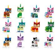 LEGO 41775 Unikitty CMF serie compleet