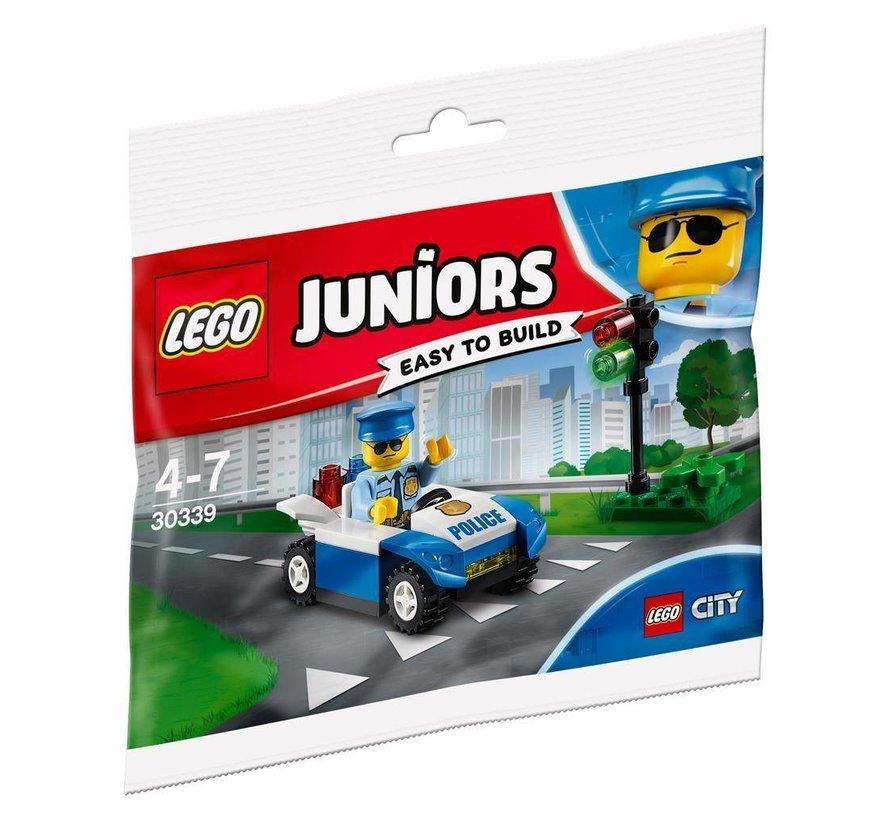 30339 Juniors Polybag Verkeerspolitie
