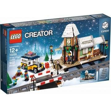 LEGO 10259 Creator Winterdorp station
