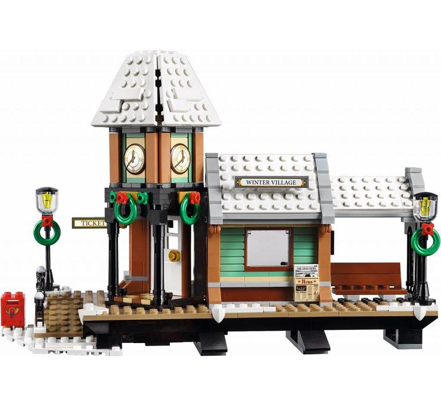 10259 Creator Winterdorp station