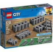 LEGO 60205 City Treinrails