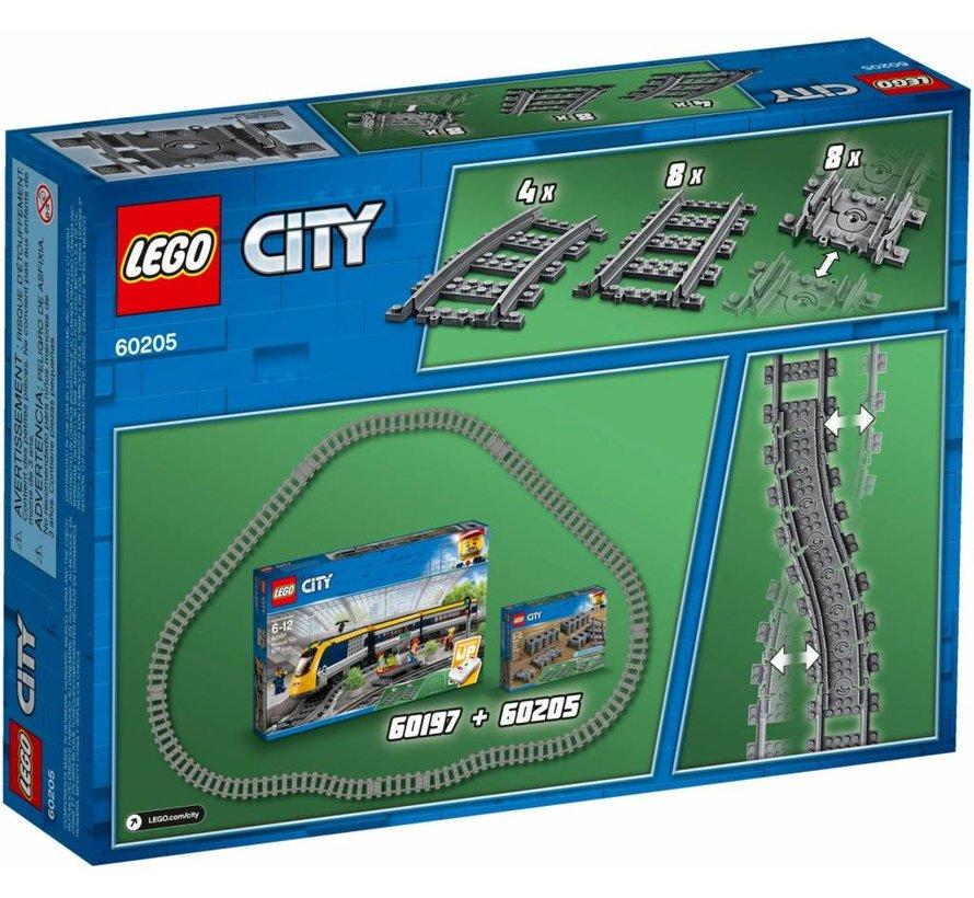 60205 City Treinrails