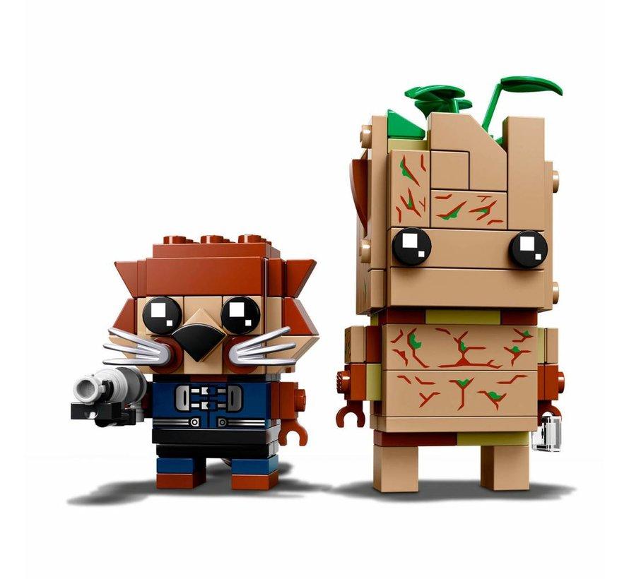 41626 BrickHeadz  Groot & Rocket