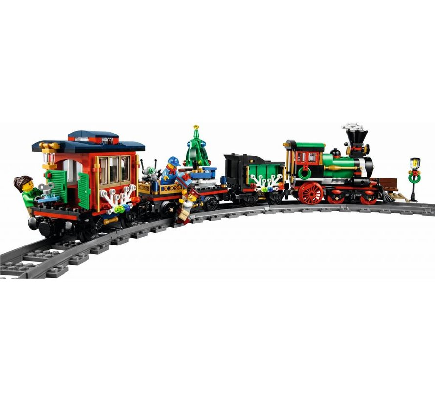 10254 Creator  Winter Holiday Train