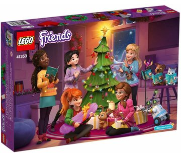 LEGO 41353 Friends Adventkalender