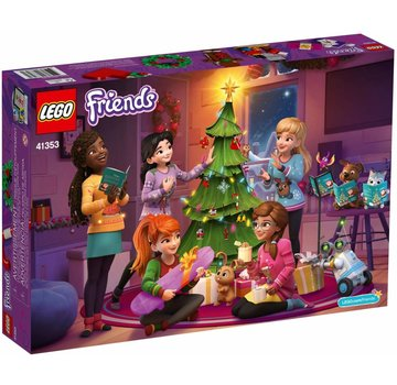 LEGO 41353 Friends Adventkalender(2018)