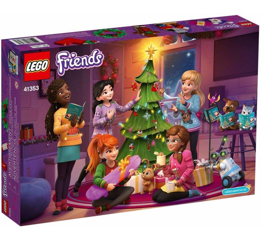 41353 Friends Adventkalender