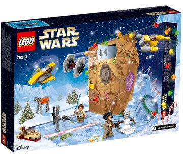 LEGO 75213 Star Wars Adventkalender