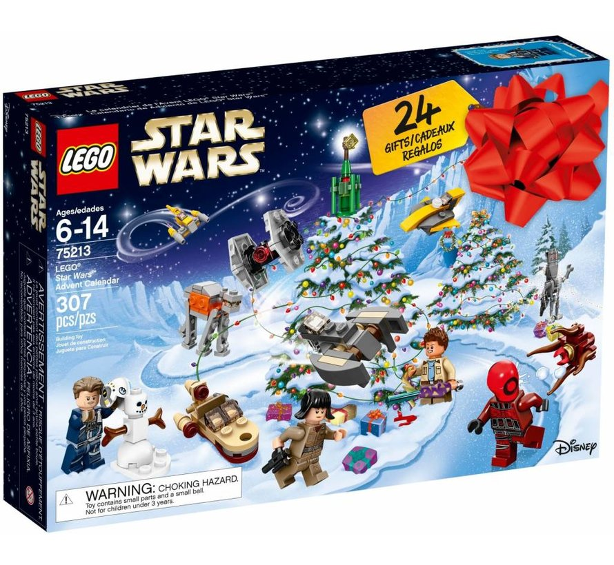 75213 Star Wars Adventkalender