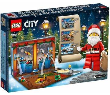 LEGO 60201 City Adventkalender