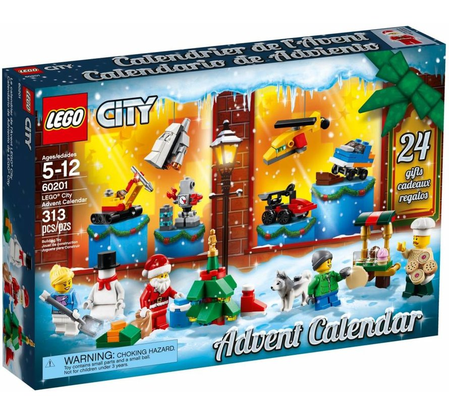 60201 City Adventkalender