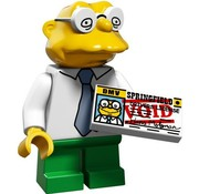 LEGO 71009-10 The Simpsons 2 Hans Moleman