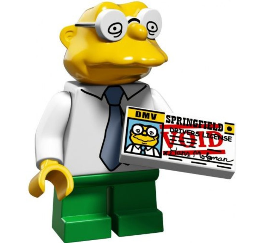 71009-10 The Simpsons 2 Hans Moleman