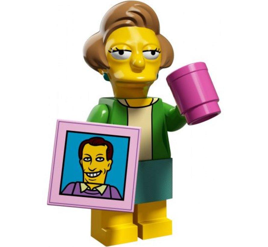71009-14 The Simpsons 2 Edna Krabappel