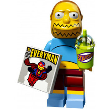 LEGO 71009-07 The Simpsons 2 Comic Book Guy