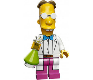 LEGO 71009-09 The Simpsons 2 Professor Frink