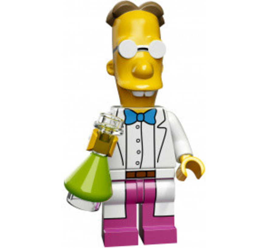 71009-09 The Simpsons 2 Professor Frink