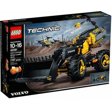 LEGO 42081 Technic Volvo Concept wiellader ZEUX