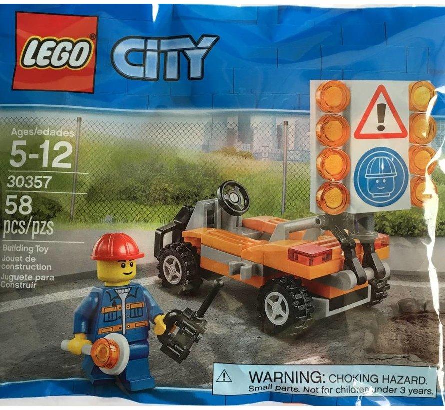 30357 City Wegenbouwer (polybag)