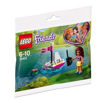 LEGO 30403 Oliva's Afstandbedienbare Boot  (polybag)