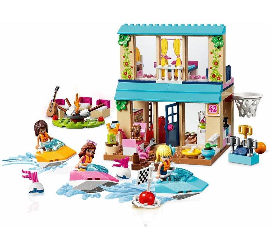 10763 Juniors Stephanie`s huisje aan het meer