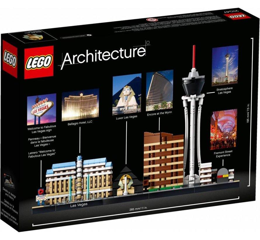 21047 Architecture Las Vegas