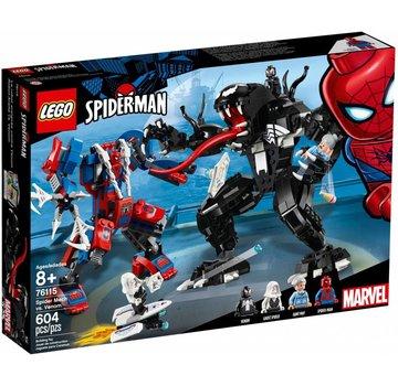 LEGO 76115 Super Heroes Spider Mecha vs. Venom
