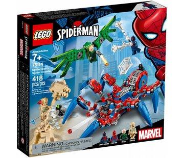 LEGO 76114 Super Heroes Spider-Man's Spidercrawler