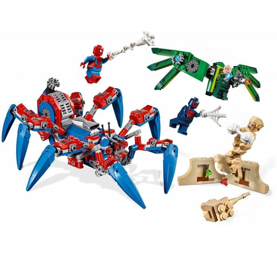 76114 Super Heroes Spider-Man's Spidercrawler
