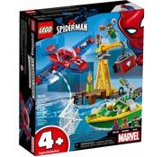 LEGO 76134  Super Heroes Spider-Man: Doc Ock diamantroof
