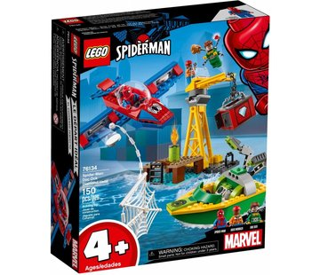 LEGO 76134  Super Heroes Spider-Man: Doc Ock diamantroof