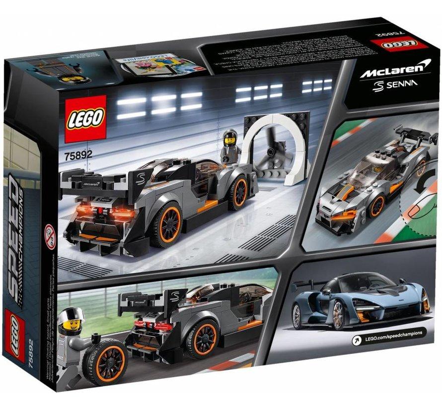 75892 Speed Champions McLaren Senna