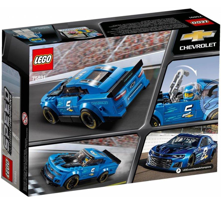 75891 Speed Champions Chevrolet Camaro ZL1 racewagen