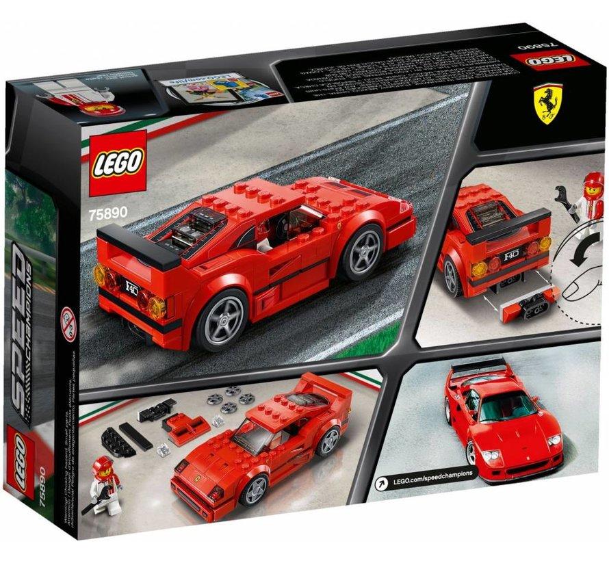 75890 Speed Champions Ferrari F40 Competizione