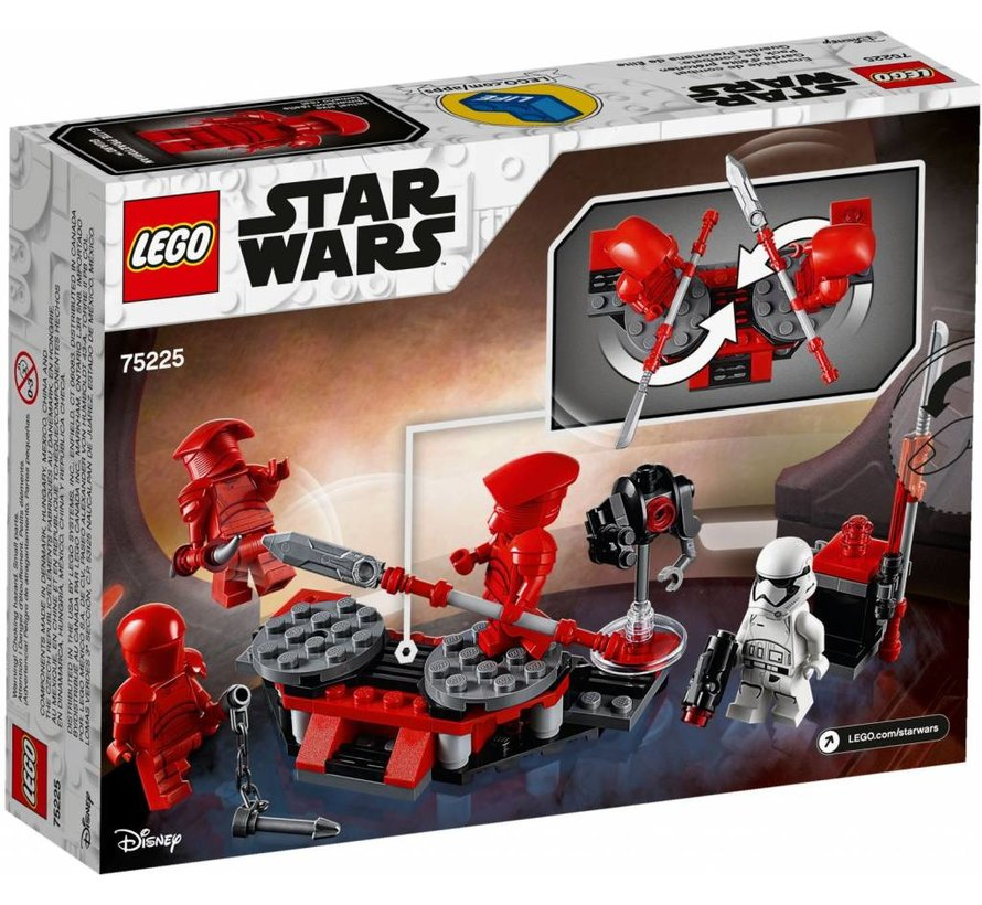 75225 Star Wars Elite Praetorian Guard Battle Pack