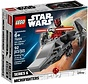 75224  Star Wars Sith Infiltrator Microfighter