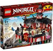 LEGO 70670 Ninjago Monastery of Spinjitzu