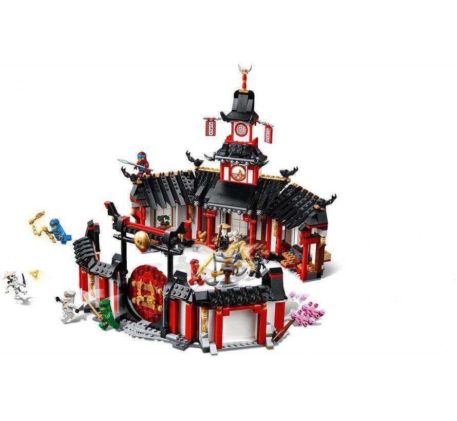 70670 Ninjago Monastery of Spinjitzu