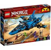 LEGO 70668 Ninjago Jay`s Storm Fighter